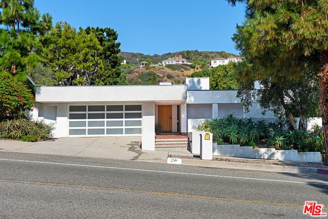 1248 Bienveneda Ave, Pacific Palisades, California 90272, 3 Bedrooms Bedrooms, ,3 BathroomsBathrooms,Residential Lease,For Sale,Bienveneda,20-663922