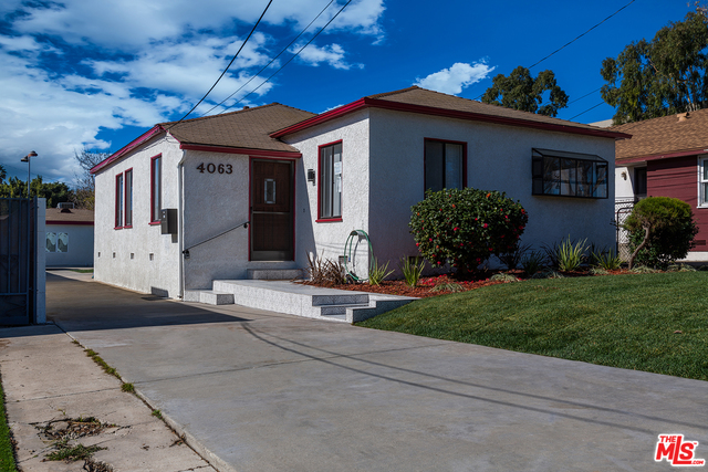 Photo of 4063 Charles Ave, Culver City, CA 90232