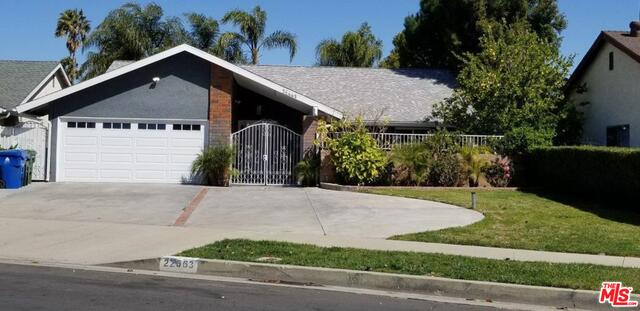 Photo of 22663 Lull St, WEST HILLS, CA 91304