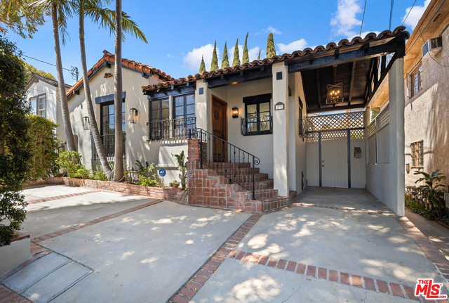 Photo of 9019 Phyllis Ave, West Hollywood, CA 90069