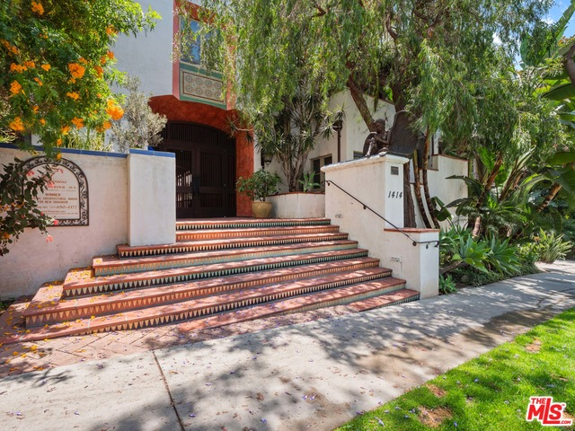 Photo of 1414 N Harper Ave #16, West Hollywood, CA 90046