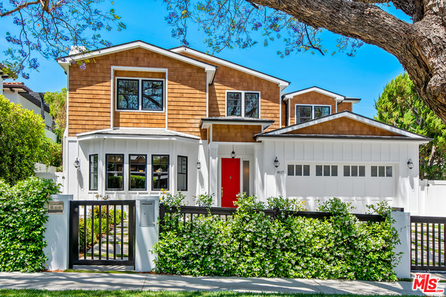 Photo of 4117 Dixie Canyon Ave, Sherman Oaks, CA 91423