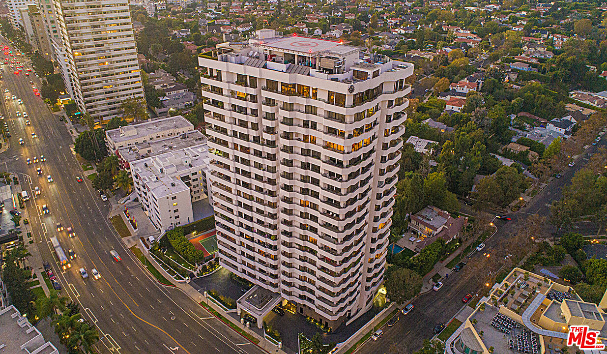 Photo of 10601 Wilshire Blvd. #1703 & M-4, WEST LOS ANGELES, CA 90024