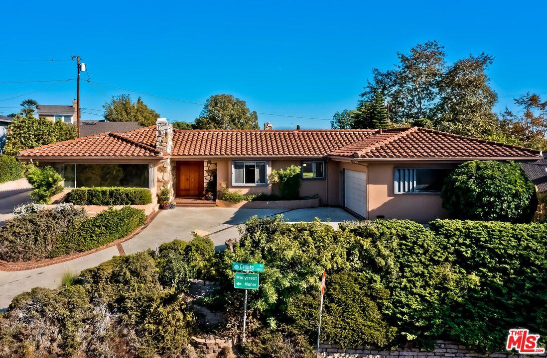 Photo of 10706 Cranks Rd, Culver City, CA 90230
